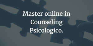 Master online in Counseling Psicologico ad Ancona I Unicusano.