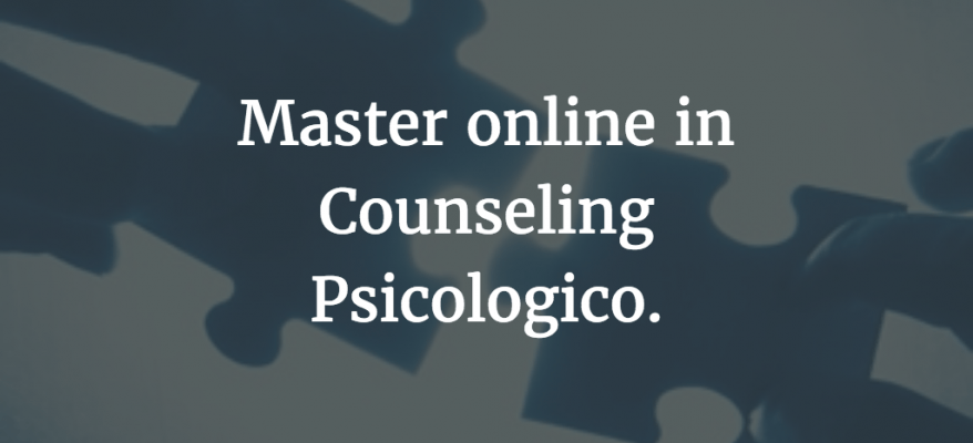 Master online in Counseling Psicologico ad Ancona I Unicusano.