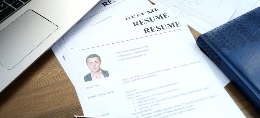 come realizzare un curriculum vitae per commercialisti