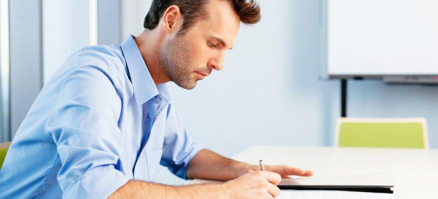 come affrontare un esame scritto