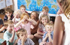 come insegnare scuole infanzia